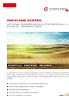 Model DPF - Flame System Brochure