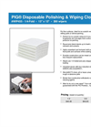 PIG - Disposable Polishing & Wiping Cloths - Brochure