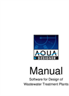 Aqua Designer - Software for the Design of Wastewater Treatment Plants Manual