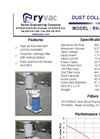 Econo Dust Collector Model RK-113-AC Brochure