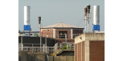 Wastewater Treatment + Anaerobic Digester