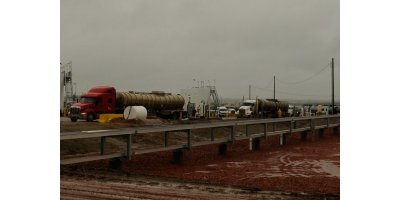 Flaring Solutions for the Midstream Oil and Gas industry - Truck Loading Combustor