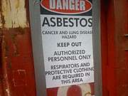 APHA asks Congress to ban asbestos