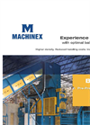 High Capacity Single-Ram Extrusion Balers – Brochure