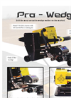 Demtech - Model VM-20 - Pro-Wedge - Brochure