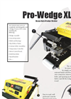 Demtech - Model XL - Pro-Wedge - Brochure