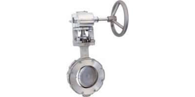 CTA-Delphi AW - High Performance Butterfly Valve