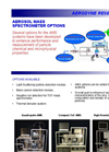 Aerodyne - Aerosol Mass Spectrometer System (AMS) - Options
