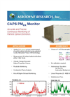 CAPS - PMex Monitor Brochure