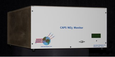 CAPS - NO2 Monitor