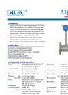 Alia Vortex Flowmeter,AVF7000 -Steam flow meter (with HART)