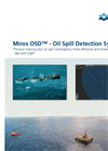 Miros OSD Oil Spill Detection System Brochure