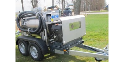 TRAILVAC - Vacuum Trailer Jetting Systems