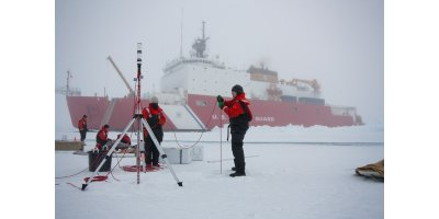 BSI - Model ICE-Pro - Aquatic Profiling Radiometers