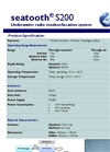 Underwater Radio Modem/Location System