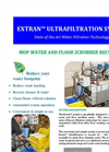 Mop Water Recycling System brochure