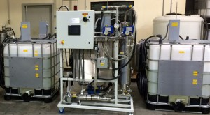 Recycle FPI and NDT Wastewater Products