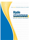 Hyde GUARDIAN Gold™ BWTS Brochure