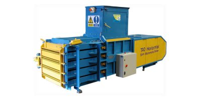 KME - Model T40 - Horizontal Baler Semi Automatic