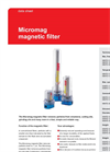 FRIESS - Micromag Magnetic Filter - Brochure