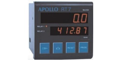 Apollo - Model RT7 - Rate Totaliser
