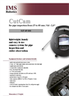 IMS - Model CutCam - For Pipe Inspection - Brochure