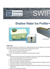 ASL - Model SWIP - Shallow Water Ice Profiler (SWIP) Brochure