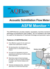 ASL - Acoustic Scintillation Flow Meter (ASFM) Brochure