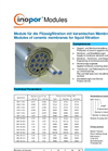 Modules Of Ceramic Membranes For Liquid Filtration Datasheet