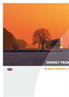 Energy From Waste Brochure