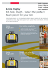 Construction Lasers- Brochure