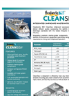 CleanSea - Shipboard Wastewater Treatment- Brochure