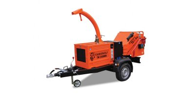 Model TW 230DHB - Road Towable Hydraulic Chippers