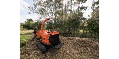 Model TW 280TFTR - Tracked Hydraulic Chippers