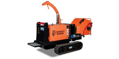 Model TW 230VTR - Tracked Hydraulic Chippers