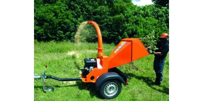 Model TW 18/100G e/s - Gravity Chipper