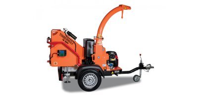 Model TW 160PH - Road Towable Hydraulic Chippers