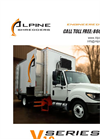 V Series 19 - Mobile Shred Truck – Specifications
