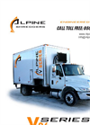 V Series V26 - Mobile Shred Truck – Specifications
