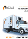 Evolution - Pro Series - Mobile Shred Truck – Specifications
