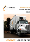 Stak - Pro Series - Mobile Shred Truck – Specifications