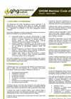GHGMI Member Code of Conduct Brochure