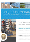 NF/RO - Membrane and Conventional Systems Brochure