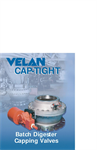 Velan - Batch Digesters Capping Valves - Brochure