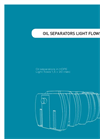Large Flows Oil Separators Brochure