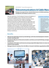 Telecommunications & Cable Management Product Sheet