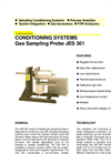 Model JES 301 - Heated Gas Sample Probe Brochure