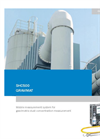 Gravimat - Model SHC500 - Gravimetric Dust Concentration Measuring Device Brochure