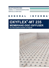 Oxyflex - Model MT - Membrane Disc Diffuser Brochure