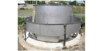 S.K Euromarket - Model BAK-2 Series - Sewage Treatment Plants